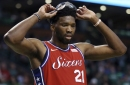 Sixers' Embiid voted to all-NBA second team