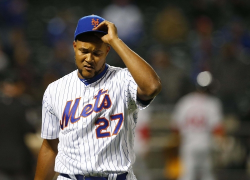 Mets have almost exclusively used one closer after floating alternative plans in camp