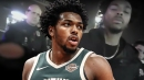 Officer who first confronted Bucks talent Sterling Brown was suspended for two days