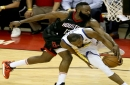 NBA playoffs: Warriors falter in Game 5 loss to Rockets