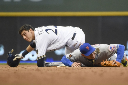 Brewers shut out by Mets 5-0