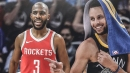 Stephen Curry says Chris Paul deserve to do the shimmy