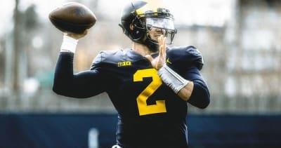 Plenty of reasons to believe Michigan QB Shea Patterson will be a touchdown machine
