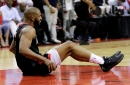 Mike D'Antoni says Chris Paul 'worried' after fourth-quarter injury