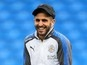 Manchester City 'quoted up to £75m for Riyad Mahrez'