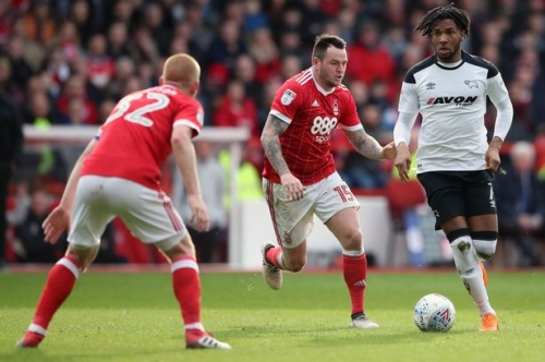 Nottingham Forest 'open talks' with Cardiff City as Lee Tomlin edges towards permanent exit