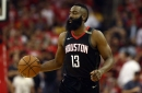 James Harden unanimously named first-team All-NBA