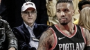 Damian Lillard is rumored to be looking for another meeting with Paul Allen