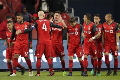 Predicting Toronto FC's lineup against FC Dallas