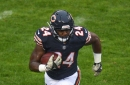 Jordan Howard determined to improve as a receiver