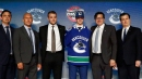 Canucks sign 2017 first-round pick Elias Pettersson to entry-level deal