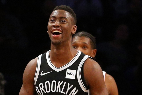 Caris LeVert heads to India for Basketball Without Borders