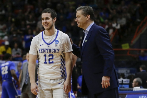 Brad Calipari headed to Europe with Global Sports Academy