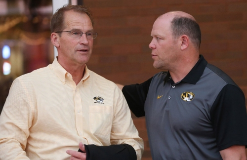 Ortiz: Mizzou's Sterk learns valuable lesson