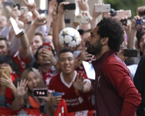 Fasting or not, Klopp says Salah 'full of power'