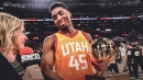 Donovan Mitchell thinks 'surprise' factor will help him win Rookie of the Year