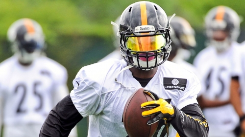 Steelers RB Le'Veon Bell could follow the same path as Kirk Cousins