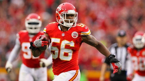 Raiders HC Jon Gruden views Derrick Johnson as 'big-time addition' for Oakland