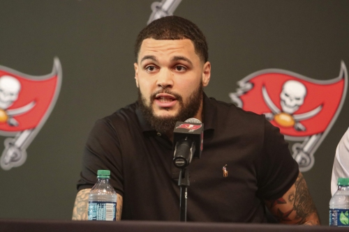 The Bucs' Mike Evans is among the NFL's best receivers, except when it came to this