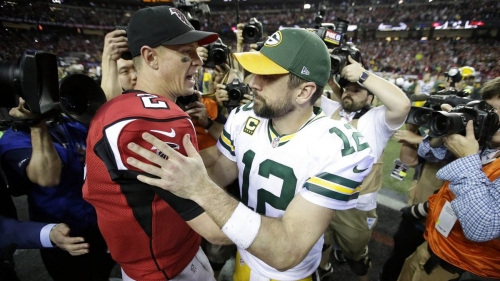 Aaron Rodgers implored Falcons GM to get Matt Ryan deal done