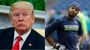 Seahawks WR Doug Baldwin says President Trump is an 'idiot'
