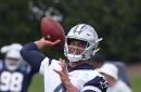 Cowboys OTAs: Dak Prescott says he doesn't really need a #1 WR