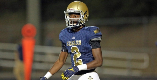 TJ Sheffield, 4-star wide receiver from Tennessee, has Ohio State in top four: Buckeyes football recruiting