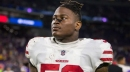 Marijuana charges against 49ers LB Reuben Foster dropped
