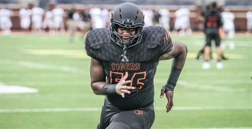 5-star offensive tackle Devontae Dobbs lists Ohio State in his top eight: Buckeyes football recruiting