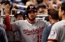 Nationals pile on late, beat Marlins 9-5 in series opener in Miami...