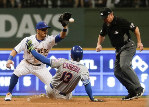 A.J. Ramos, Mets bullpen spoil rally in loss to Brewers