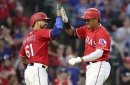 Rangers' offense fights back in 8-4 win over Royals