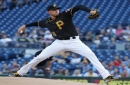 Musgrove uses arm, bat to beat Cards 8-1 in Pirates debut