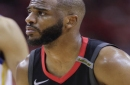 Rockets lose ailing Chris Paul, vow to dig in for Game 6