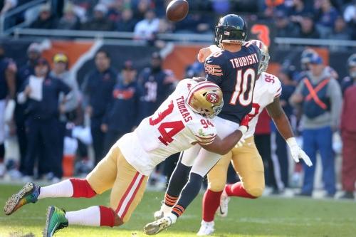 DeForest Buckner thinks Solomon Thomas is ready for a break out season