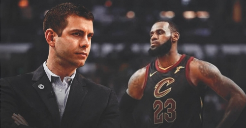 Brad Stevens says LeBron James is the 'best player in the game'