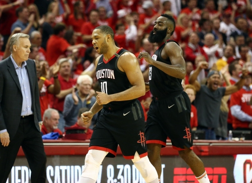 Rockets keeping their 'same swag' despite the Chris Paul hamstring injury