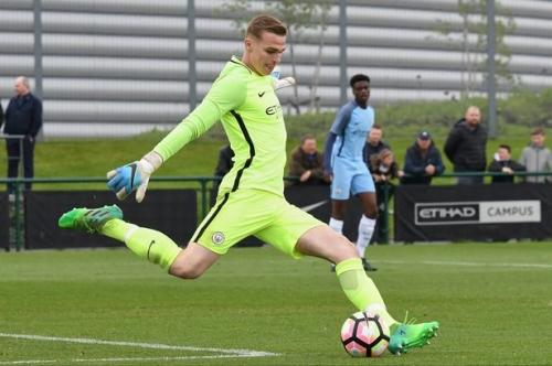 Manchester City goalkeeper Pawel Sokol leaves club