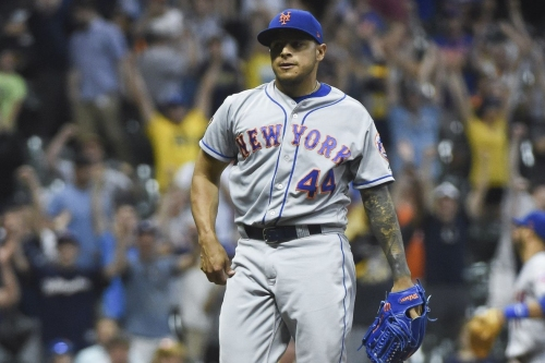 A.J. Ramos and the strike zone have a disagreement, as Mets fall in extras