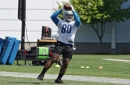 Lions TE Michael Roberts appears headed for bigger role in 2018