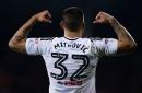 This is what Fulham's Aleksandar Mitrovic thinks of Aston Villa captain John Terry