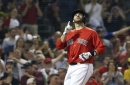 Is J.D. Martinez Boston Red Sox's new No. 3 hitter with Hanley Ramirez gone? It 'depends' on pitching matchup