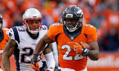 Panthers RB C.J. Anderson out to prove he can still play at a high level