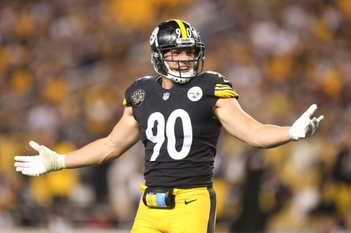 "T.J. Watt sums up the Steelers' run defense in 2017 the right way — ""unacceptable"""