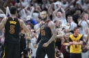 Kevin Love placed in concussion protocol, out for Game 7