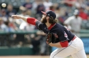 Cleveland Indians recall Ben Taylor from Class-AAA Columbus, designate Oliver Drake for assignment