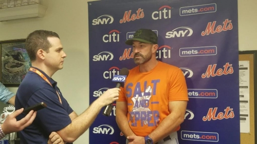 NY Mets manager Mickey Callaway on Amed Rosario, AJ Ramos