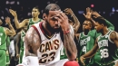 Is it better for LeBron James' legacy if he loses series to the Celtics?