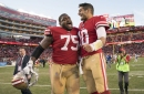 What burning question faces the 49ers now?