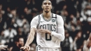 Brad Stevens says 'nothing to be concerned' with Jayson Tatum's health